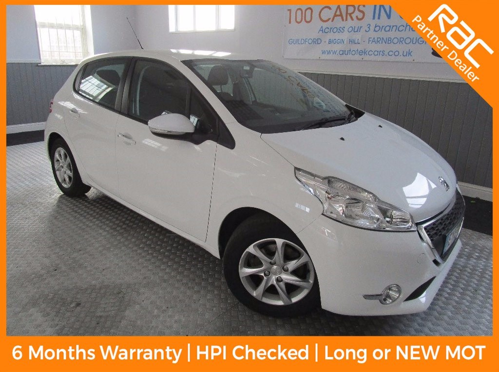 used Peugeot 208 208 ACTIVE in surrey