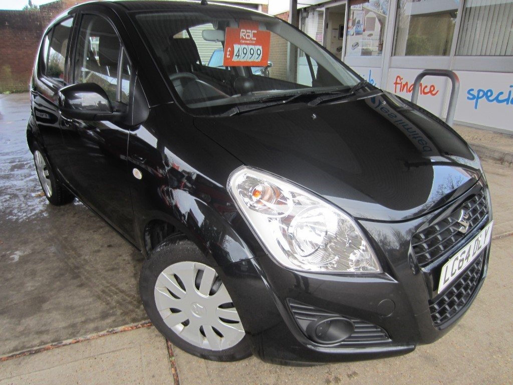 used Suzuki Splash SZ2 in surrey