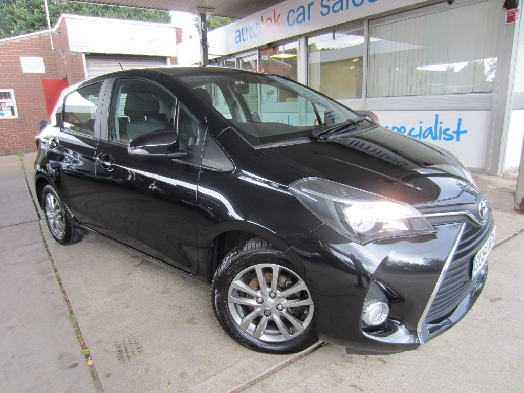 used Toyota Yaris VVT-I ICON in surrey