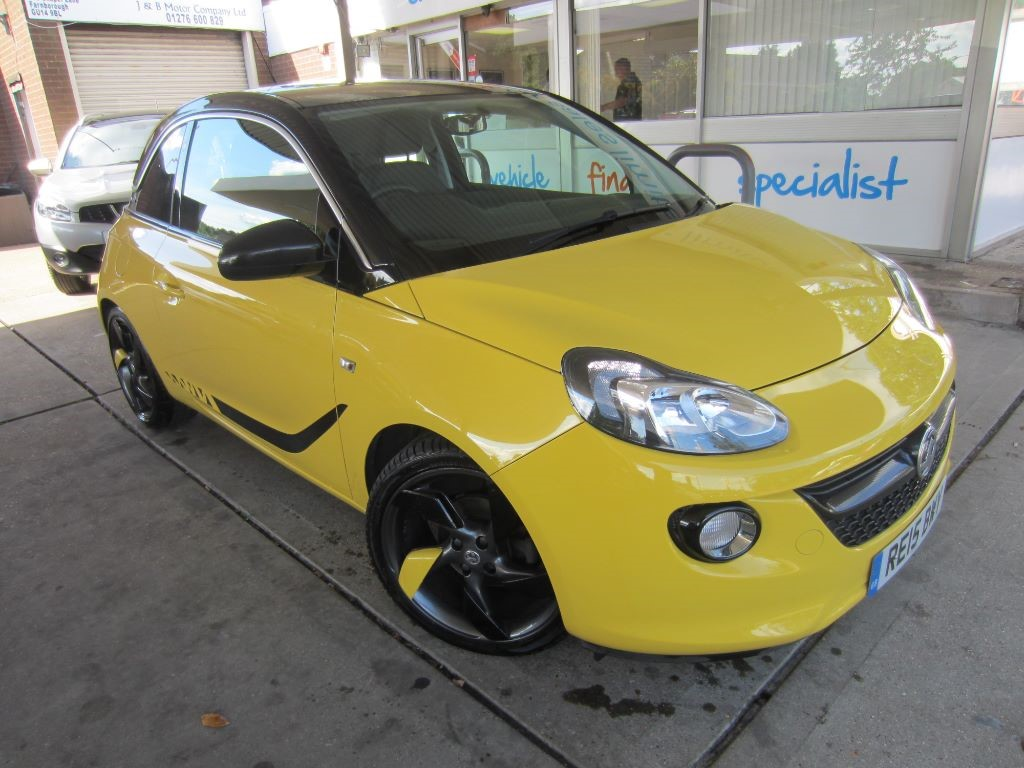 used Vauxhall Adam SLAM in surrey
