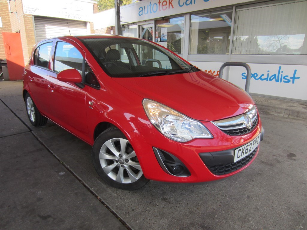 used Vauxhall Corsa ACTIVE AC in surrey