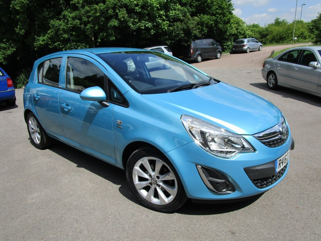 used Vauxhall Corsa ACTIVE AC CDTI ECOFLEX in surrey