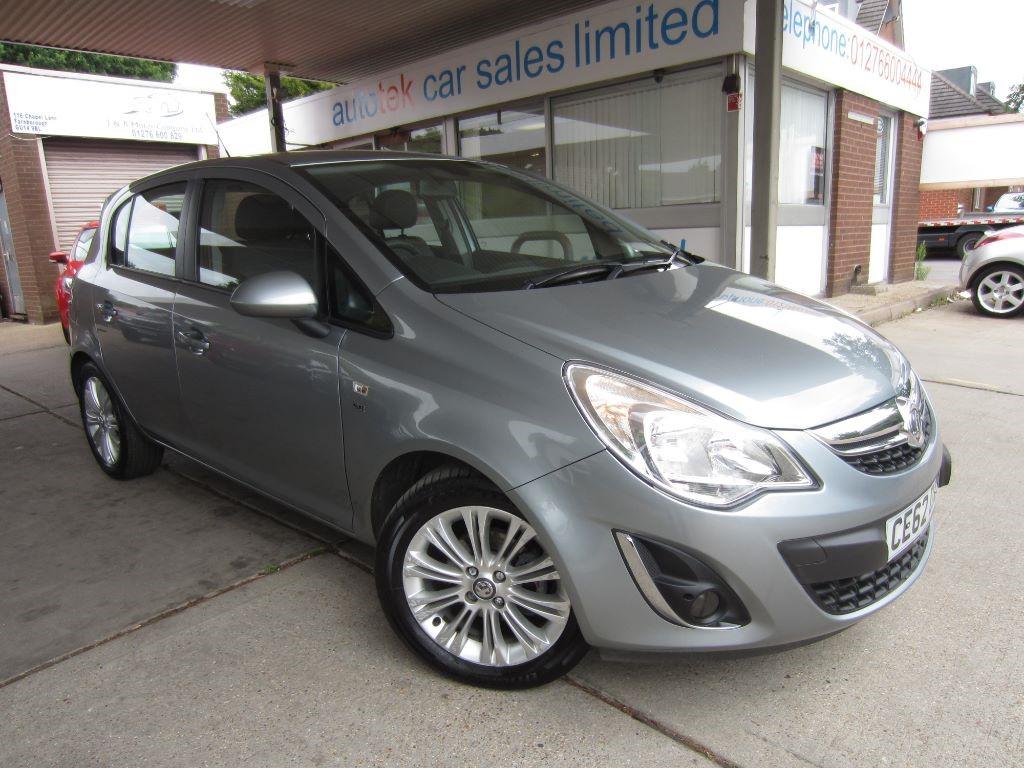 used Vauxhall Corsa SE CDTI ECOFLEX in surrey