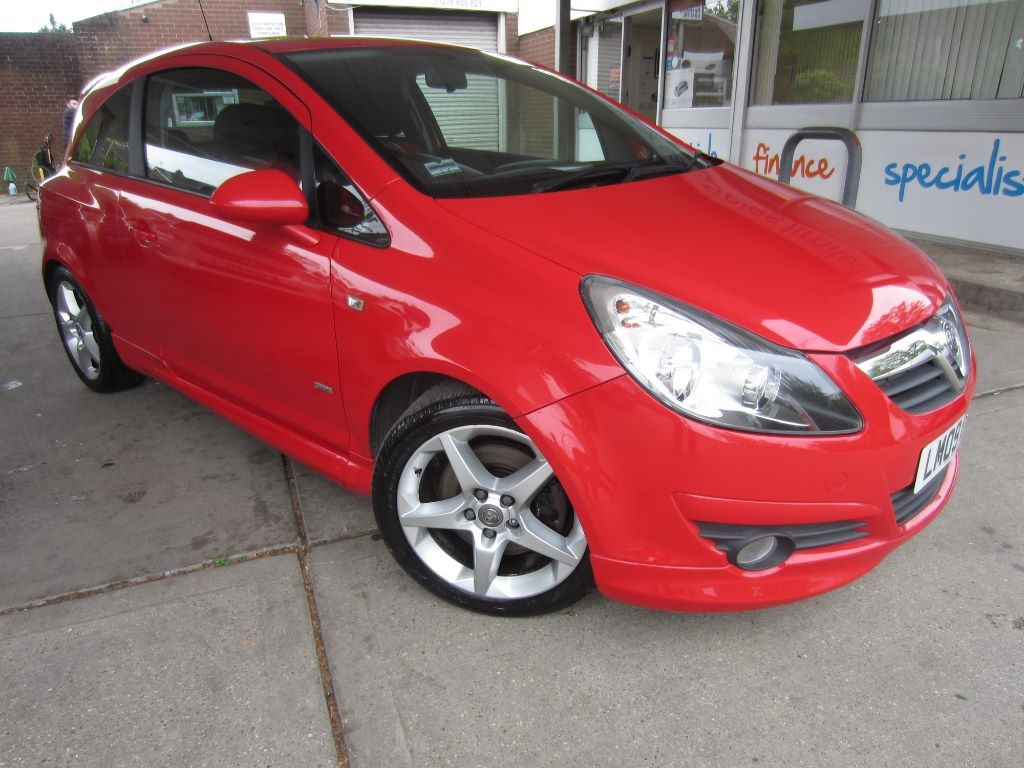 used Vauxhall Corsa SRI A/C in surrey