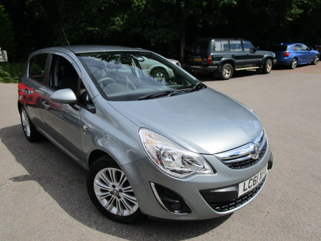 used Vauxhall Corsa SE in surrey