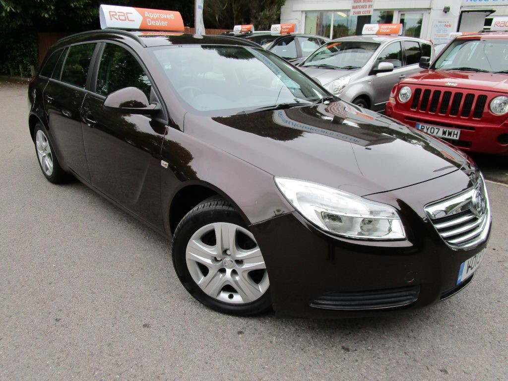 used Vauxhall Insignia ES CDTI in surrey