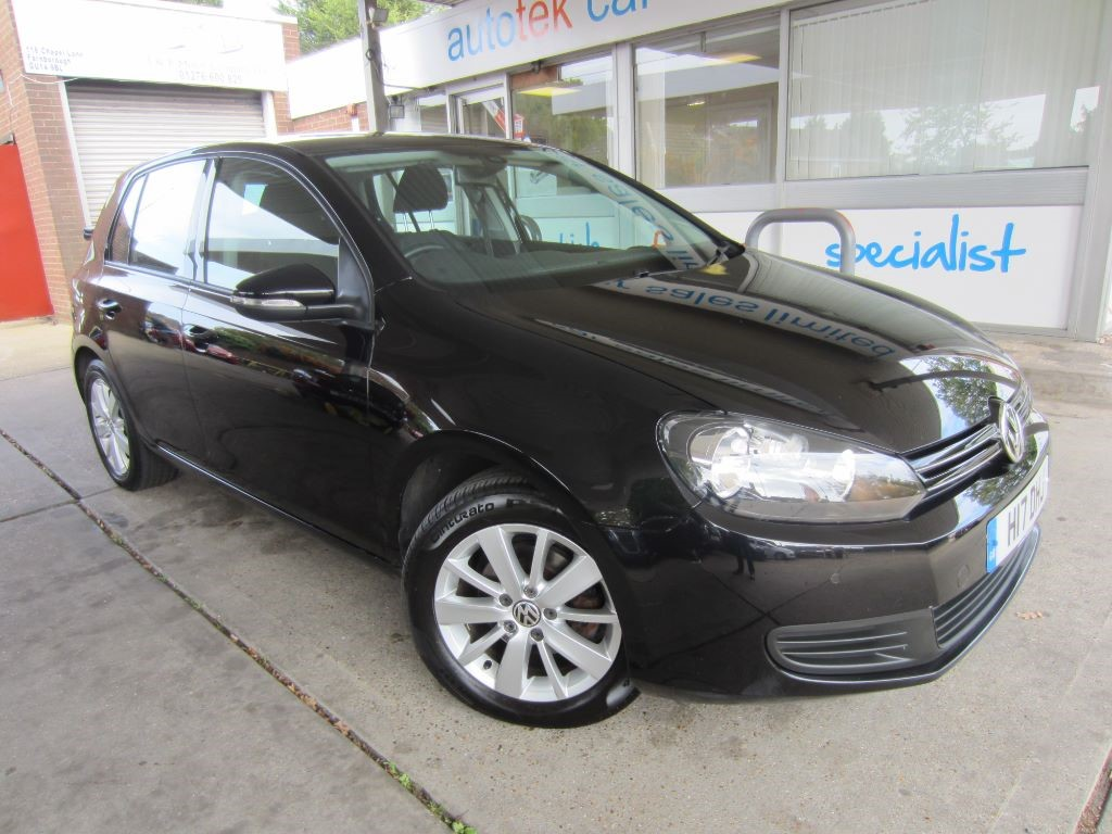 used VW Golf MATCH in surrey