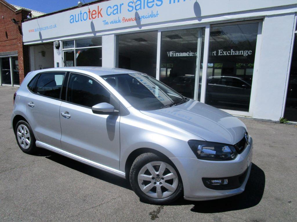used VW Polo BLUEMOTION TDI in surrey