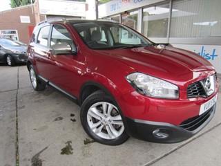 Nissan Qashqai+2 for sale