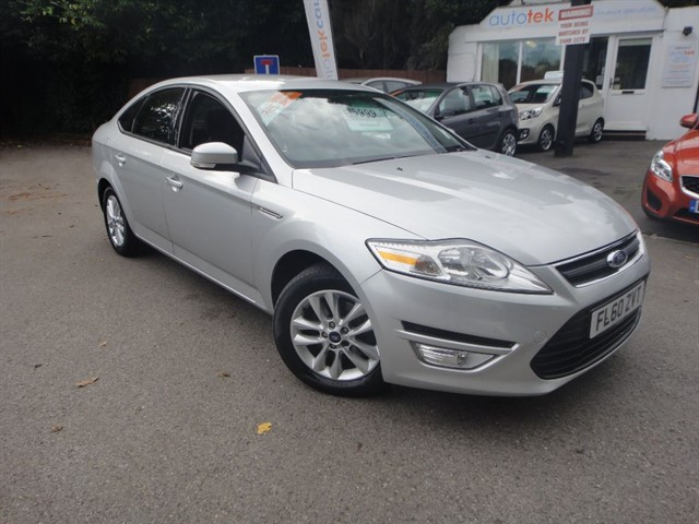 used Ford Mondeo ZETEC TDCI in surrey