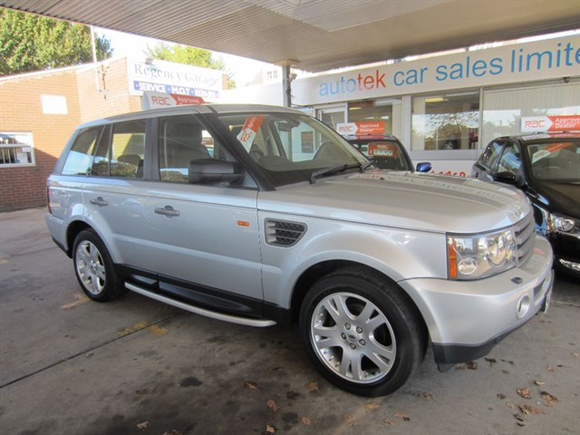 used Land Rover Range Rover Sport TDV6 HSE in surrey