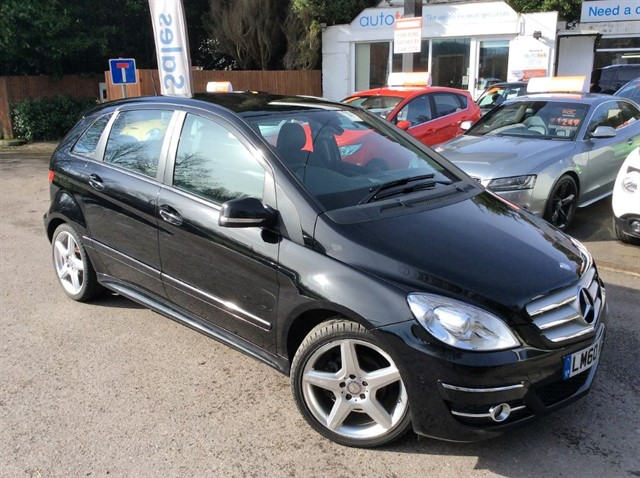 used Mercedes B180 CDI SPORT in surrey