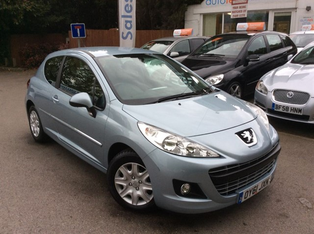 used Peugeot 207 HDI ACTIVE in surrey