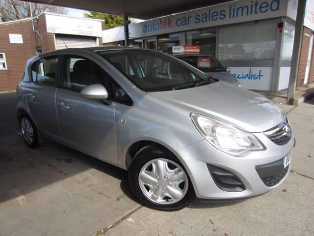 used Vauxhall Corsa EXCITE AC in surrey