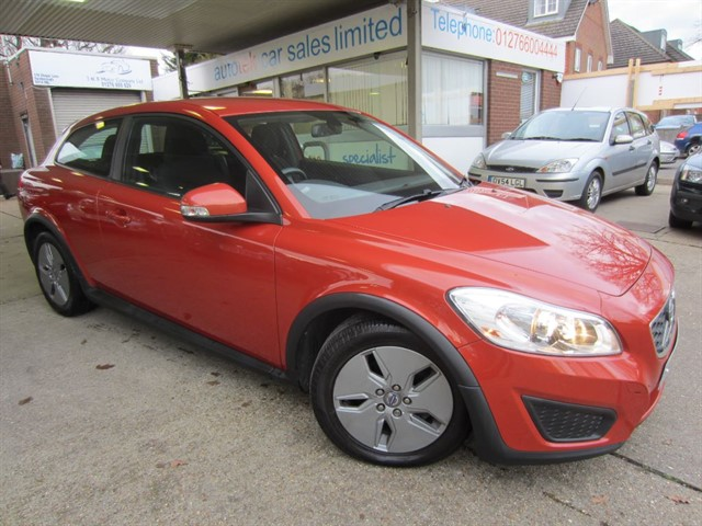 used Volvo C30 D DRIVE S in surrey