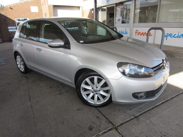 used VW Golf GT TDI in surrey