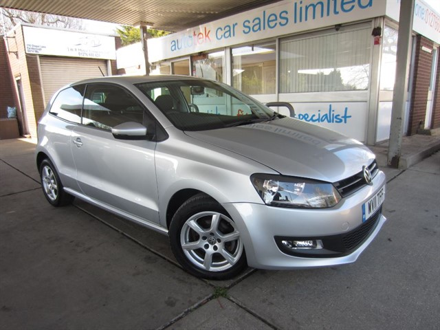 used VW Polo S A/C in surrey