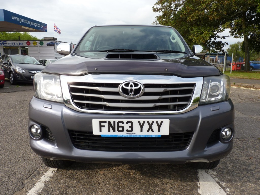 Used Toyota Hilux for Sale | Hampshire