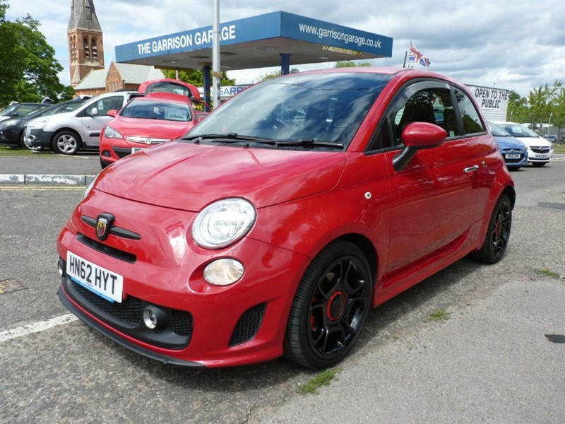 used Abarth 500 ABARTH in hampshire-and-surrey
