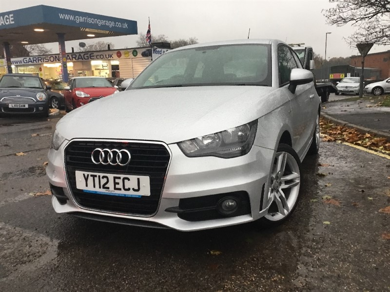 used Audi A1 TDI S LINE in hampshire-and-surrey