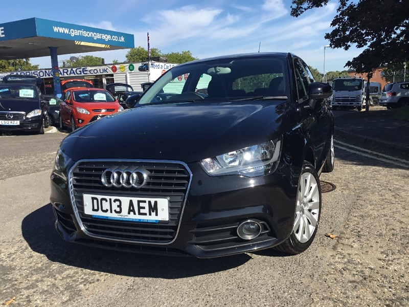 used Audi A1 SPORTBACK TDI SPORT in hampshire-and-surrey