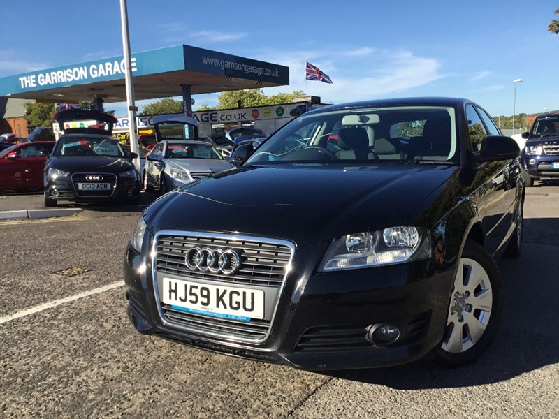 used Audi A3 TDI E SE in hampshire-and-surrey
