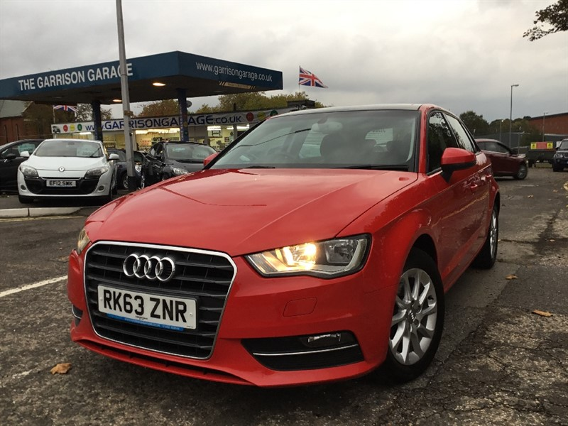 used Audi A3 TDI SE in hampshire-and-surrey