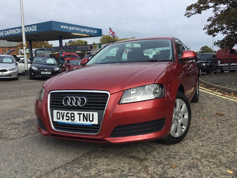 used Audi A3 TDI E in hampshire-and-surrey