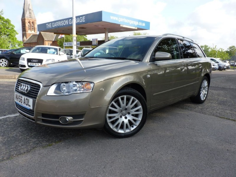used Audi A4 TDI SE in hampshire-and-surrey