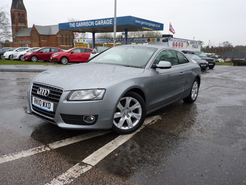 used Audi A5 TFSI SE in hampshire-and-surrey