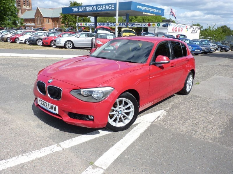used BMW 116d EFFICIENT DYNAMICS in hampshire-and-surrey