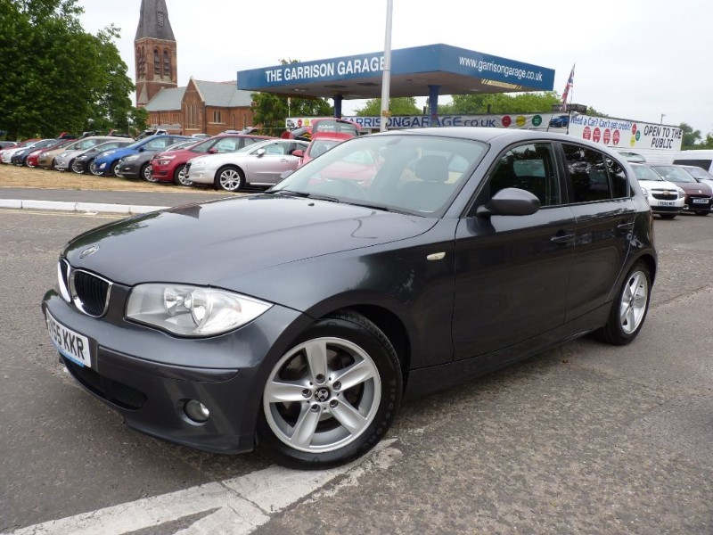 used BMW 120d SPORT in hampshire-and-surrey