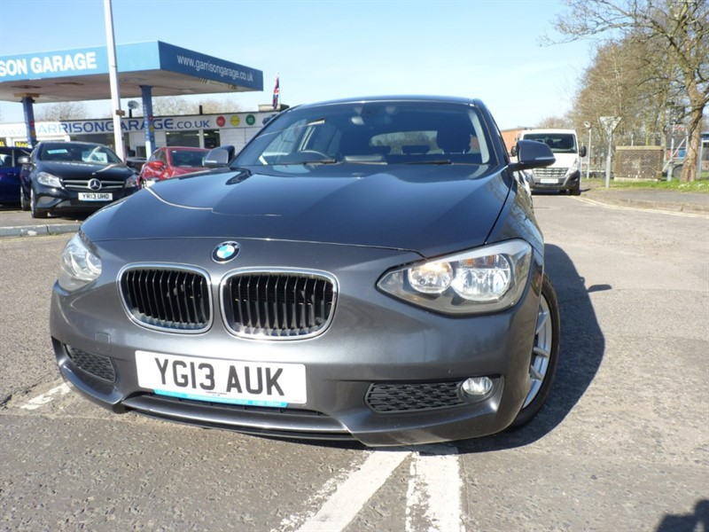 used BMW 116d EFFICIENTDYNAMICS in hampshire-and-surrey