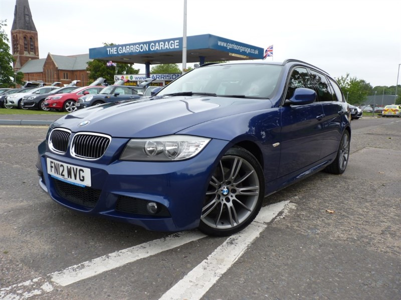 used BMW 318d SPORT PLUS EDITION TOURING in hampshire-and-surrey