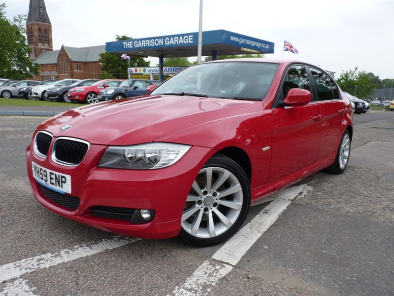used BMW 318d SE BUSINESS EDITION in hampshire-and-surrey