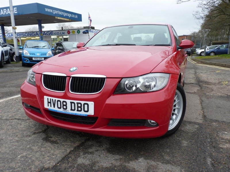 used BMW 320d ES in hampshire-and-surrey