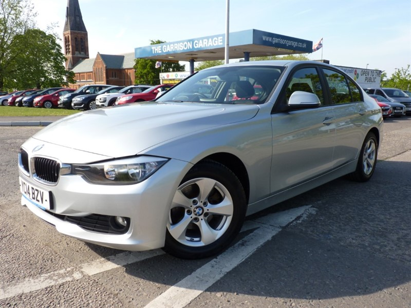used BMW 320d EFFICIENTDYNAMICS in hampshire-and-surrey