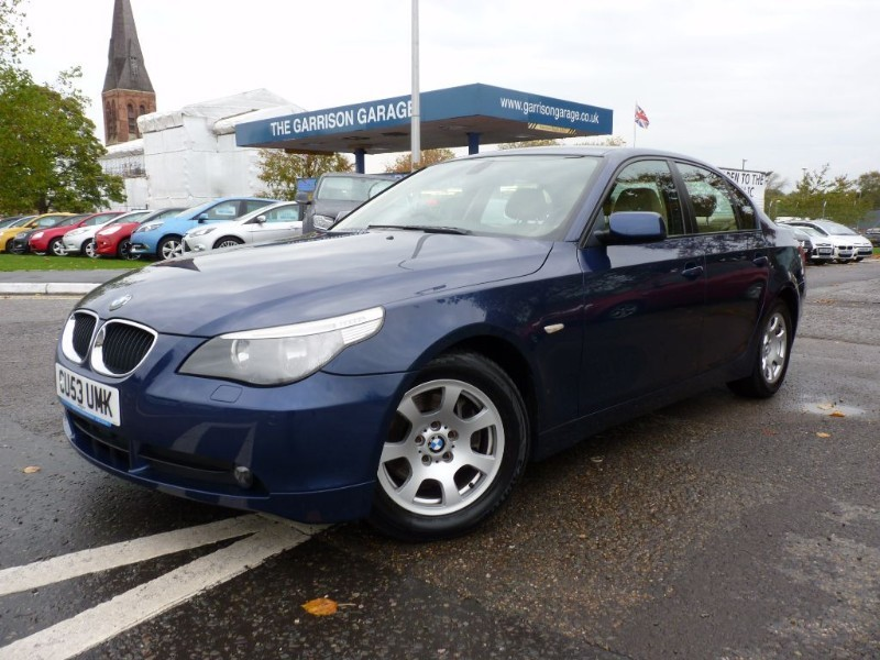 used BMW 520i SE in hampshire-and-surrey