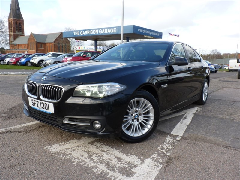 used BMW 520d SE in hampshire-and-surrey