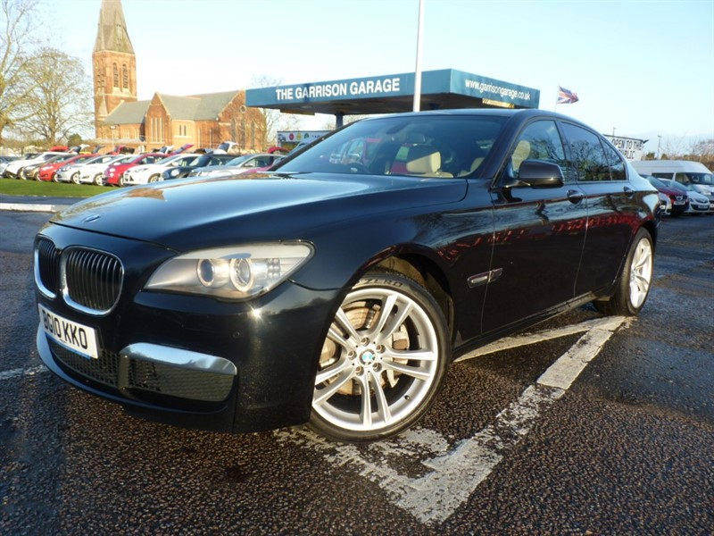 used BMW 730d M SPORT in hampshire-and-surrey