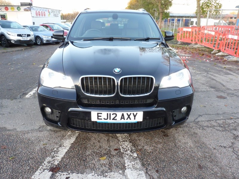used BMW X5 XDRIVE30D M SPORT in hampshire-and-surrey