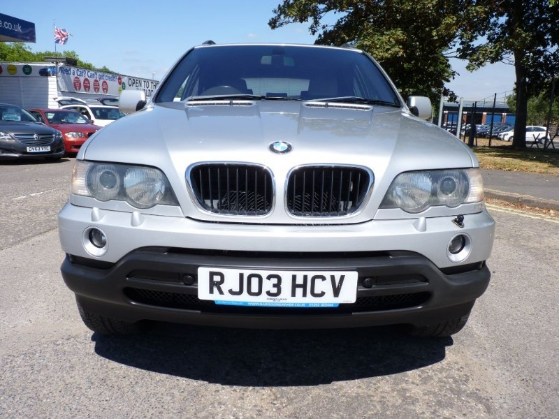 used BMW X5 SPORT 24V in hampshire-and-surrey