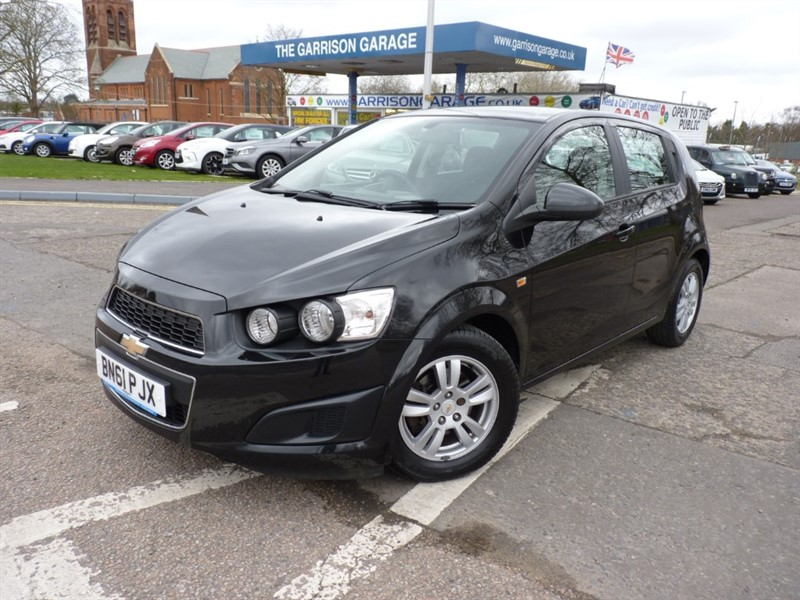 used Chevrolet Aveo VCDI LT ECO in hampshire-and-surrey