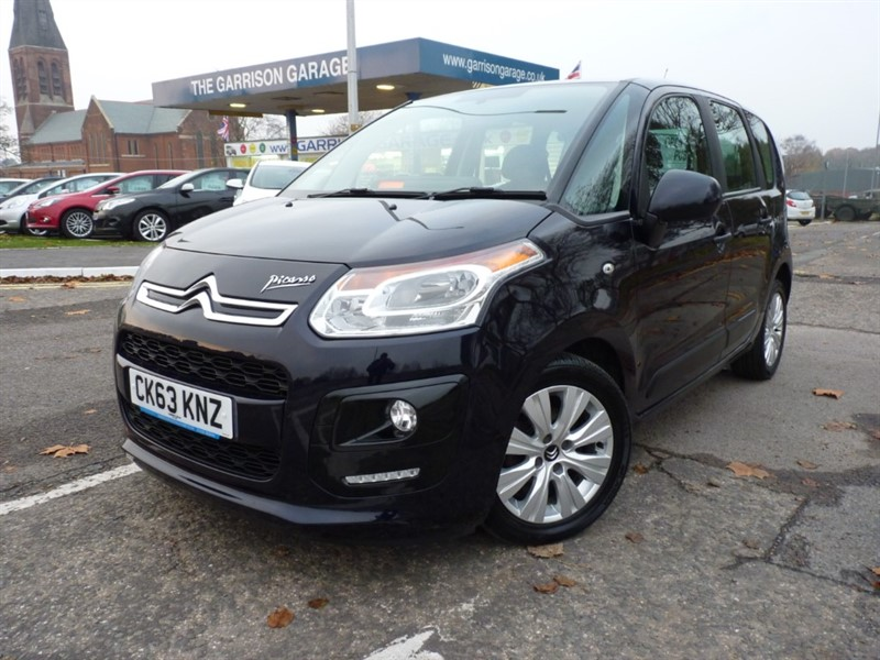 used Citroen C3 HDI VTR PLUS PICASSO in hampshire-and-surrey