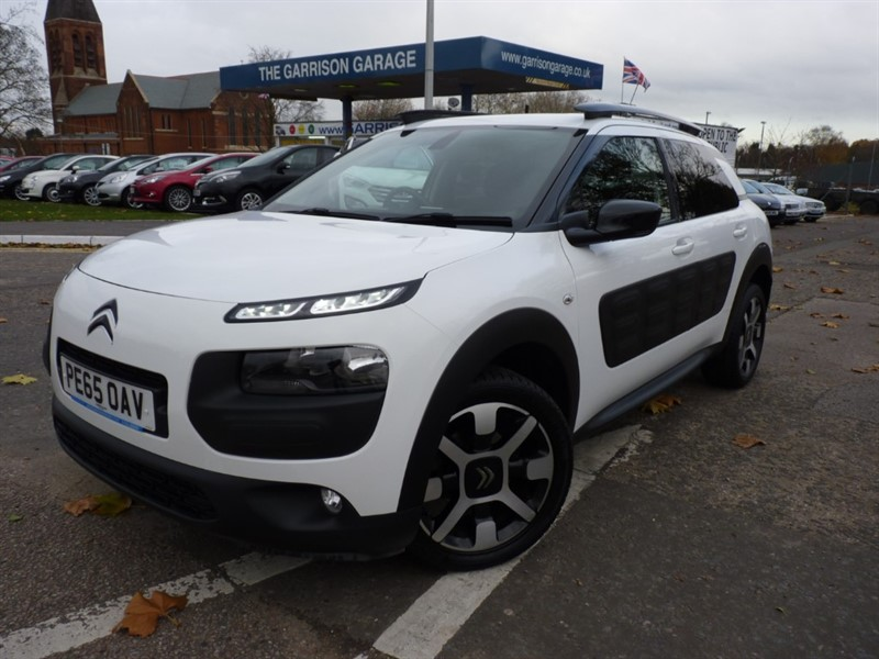 used Citroen C4 Cactus PURETECH FLAIR in hampshire-and-surrey