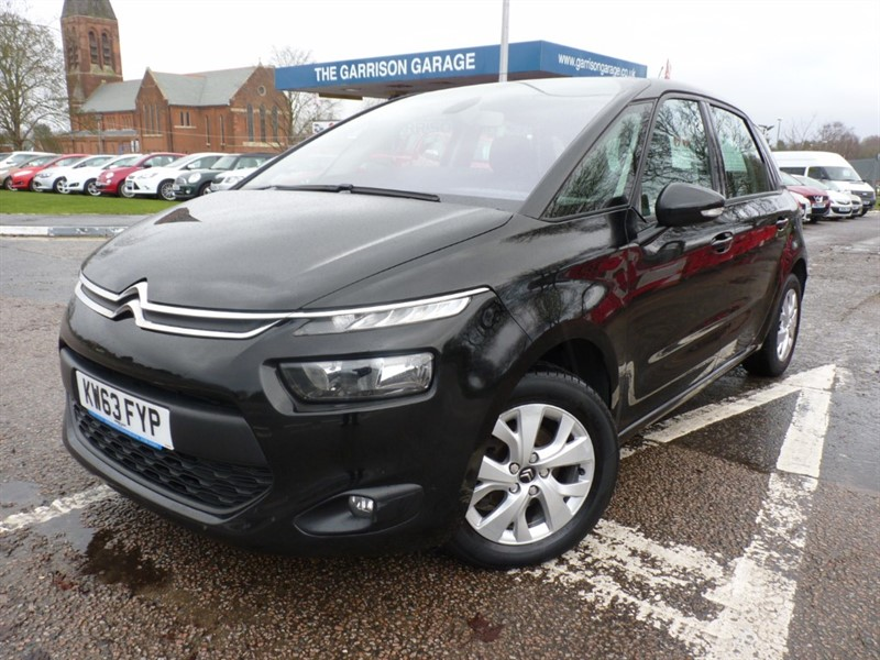 used Citroen C4 Picasso E-HDI AIRDREAM VTR PLUS in hampshire-and-surrey