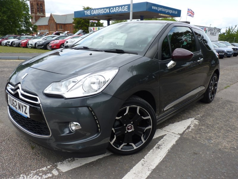 used Citroen DS3 E-HDI DSTYLE in hampshire-and-surrey