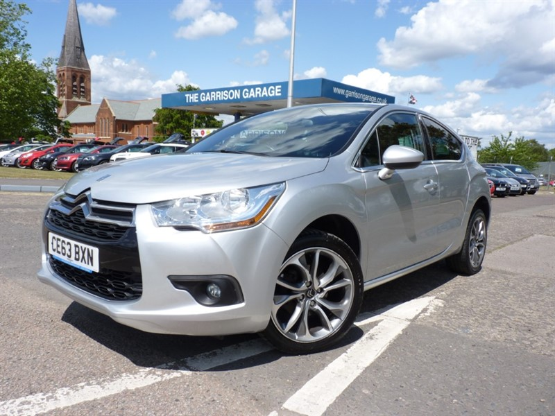 used Citroen DS4 E-HDI AIRDREAM DSTYLE in hampshire-and-surrey