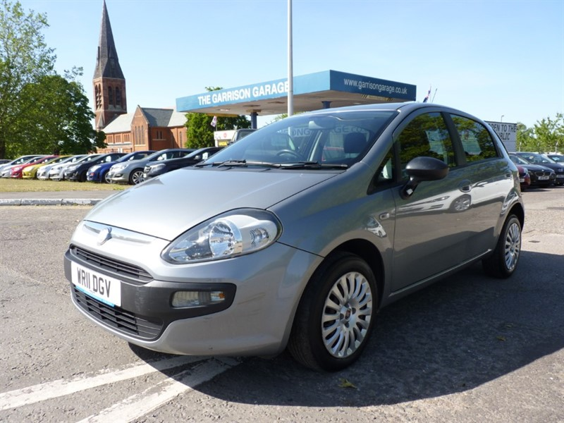 used Fiat Punto Evo DYNAMIC in hampshire-and-surrey