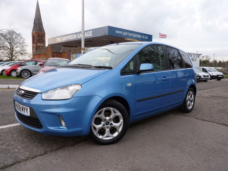 used Ford C-Max ZETEC in hampshire-and-surrey
